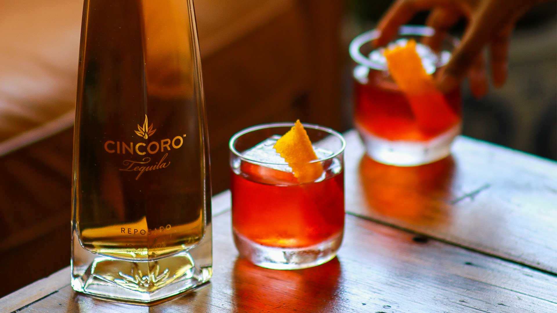 Cincoro Virtual Cocktail Class