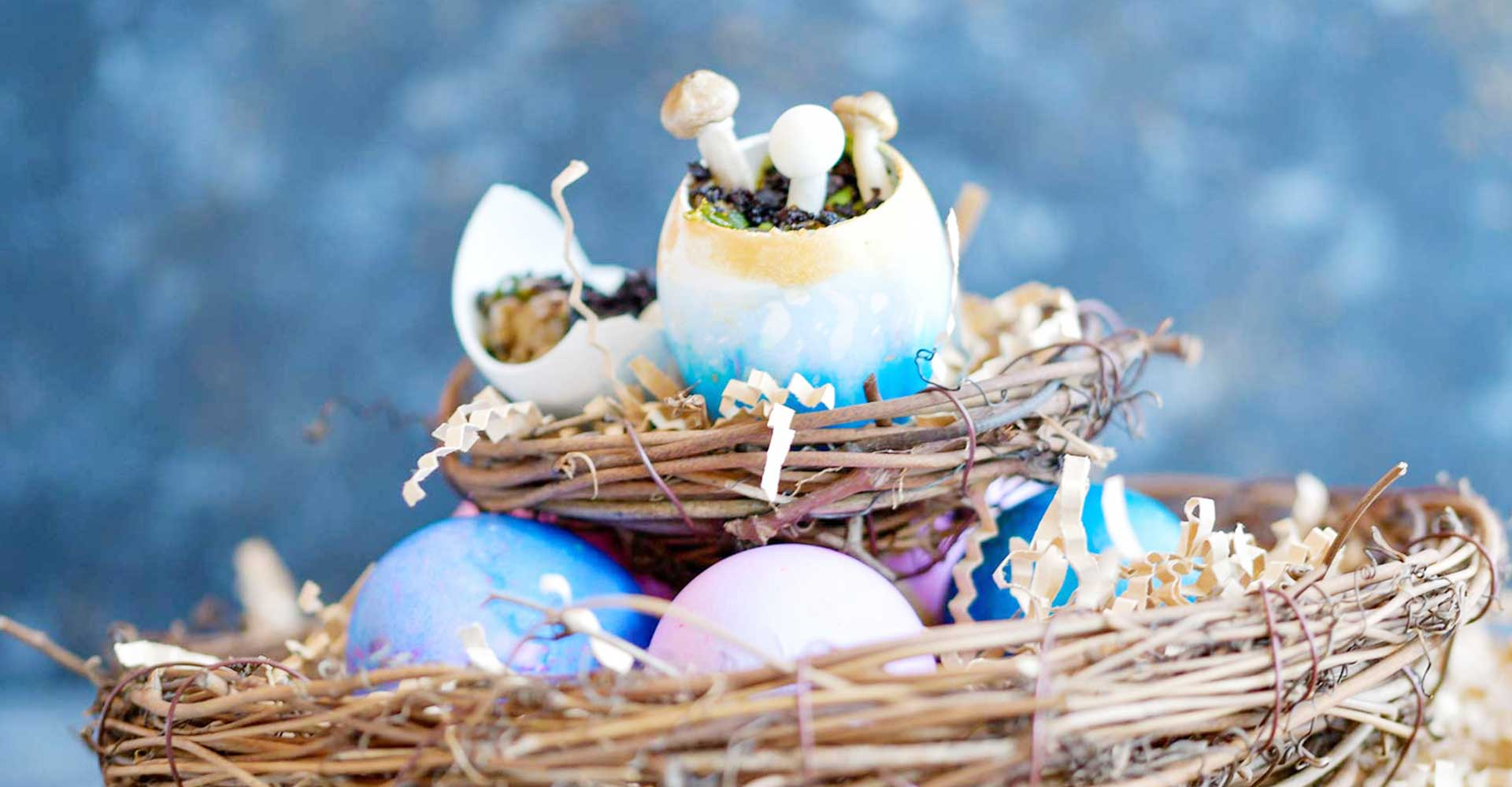 Easter Celebration with Travelle To-Go